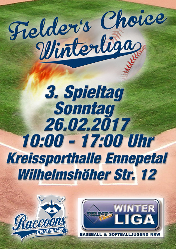 Fielder's Choice Winterliga 2017